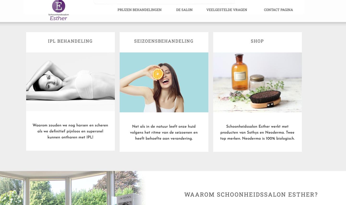 Website Profiel Ontwerp